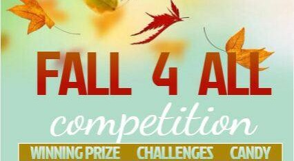 OYC Fall 4 All Event – 31 October 5:30-7:30
