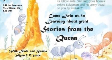 Kids program in Ramadan