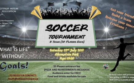 OMA Youth Soccer Tournament