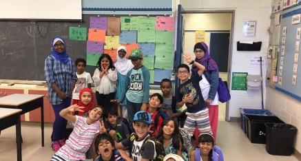 Om Al-Qura Summer Camp Activities