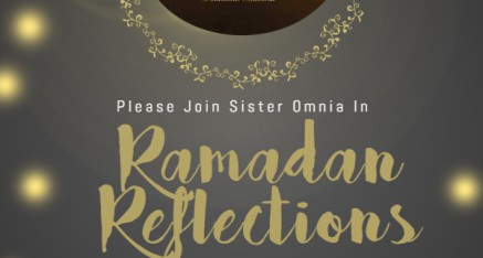 Ramadan Reflections for sisters