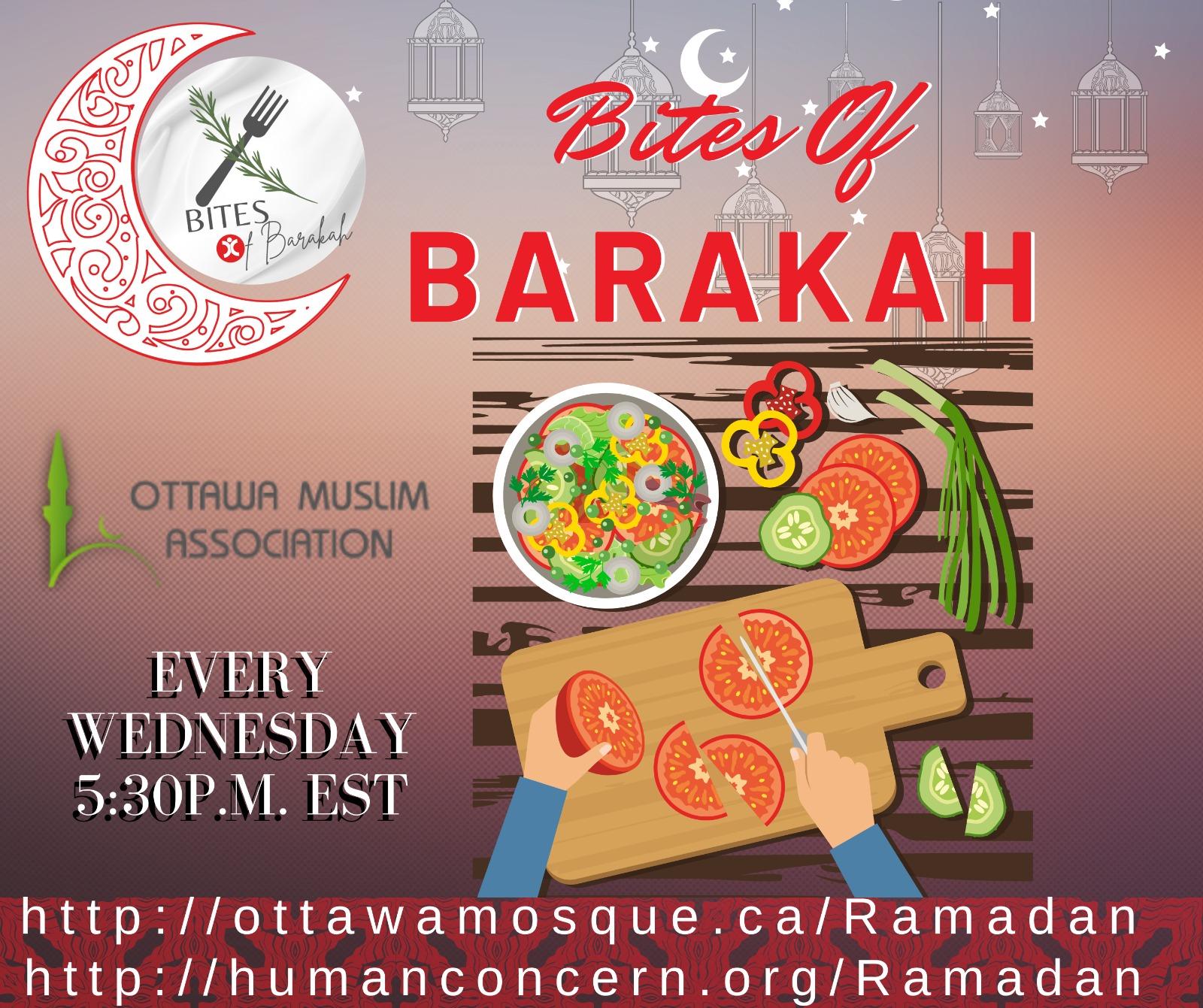 Bites of Barakah