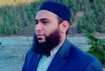 Imam Mazhar Patel at the Ottawa Mosque