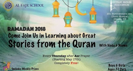 Stories from the Quran for kids