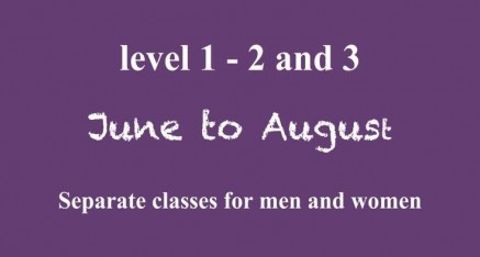 Arabic Summer Classes for Adults