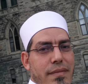 Imam Ahmed Youssef at The Ottawa Mosque