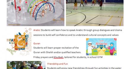 Om Al-Qura School Summer Camp – Registration open now