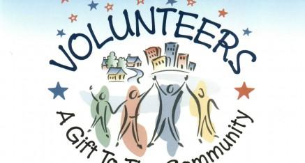 Volunteer opportunities
