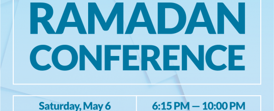Council of Imams – Ramadan Conference