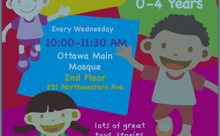 Play Group in Arabic Language (0-4 yrs)