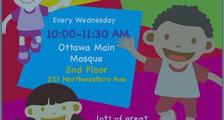 Play Group in Arabic Language (0-4 yrs)
