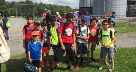 Om Al-Qura School Valleyview trip