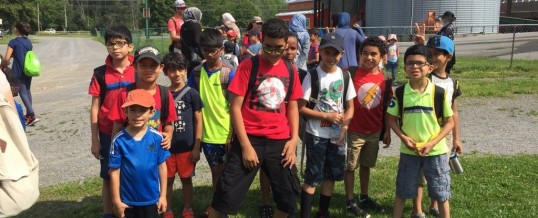 Om Al-Qura School Valleyview trip